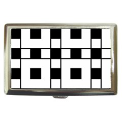 Black And White Pattern Cigarette Money Cases
