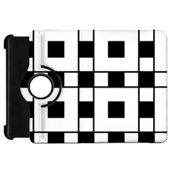 Black And White Pattern Kindle Fire Hd 7
