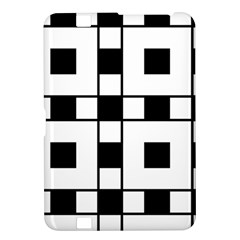Black And White Pattern Kindle Fire Hd 8 9