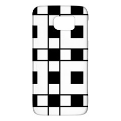 Black And White Pattern Galaxy S6
