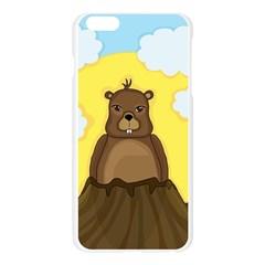 Groundhog day  Apple Seamless iPhone 6 Plus/6S Plus Case (Transparent)