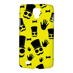 Gentlemen   Yellow Pattern Galaxy S4 Active