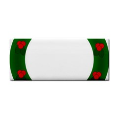 Holiday Wreath Cosmetic Storage Cases
