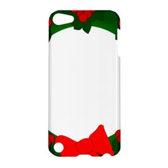 Holiday Wreath Apple Ipod Touch 5 Hardshell Case