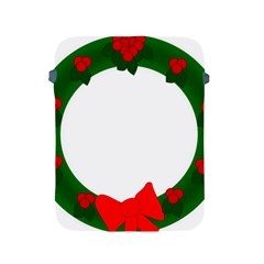 Holiday Wreath Apple Ipad 2/3/4 Protective Soft Cases