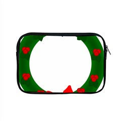 Holiday Wreath Apple Macbook Pro 15  Zipper Case
