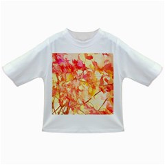 Monotype Art Pattern Leaves Colored Autumn Infant/toddler T Shirts