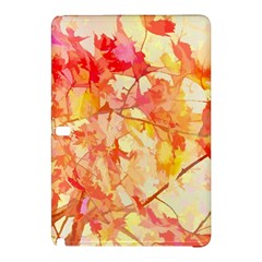Monotype Art Pattern Leaves Colored Autumn Samsung Galaxy Tab Pro 12 2 Hardshell Case
