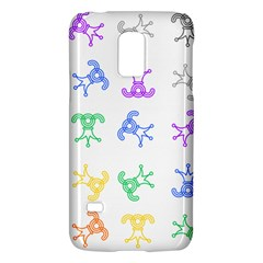 Rainbow Clown Pattern Galaxy S5 Mini