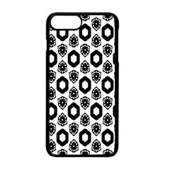 Background Pattern Apple Iphone 7 Plus Seamless Case (black)