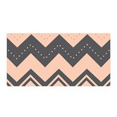 Chevron Ideas Gray Colors Combination Satin Wrap