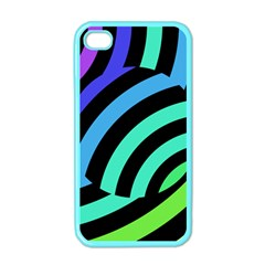 Colorful Roulette Ball Apple Iphone 4 Case (color)