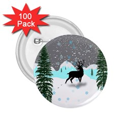 Rocky Mountain High Colorado 2.25  Buttons (100 pack)