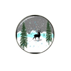 Rocky Mountain High Colorado Hat Clip Ball Marker (10 Pack)