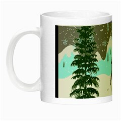 Rocky Mountain High Colorado Night Luminous Mugs