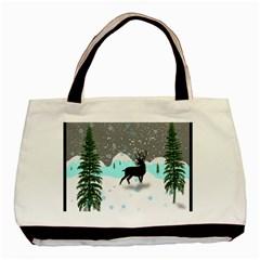 Rocky Mountain High Colorado Basic Tote Bag
