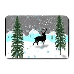 Rocky Mountain High Colorado Plate Mats