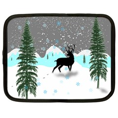Rocky Mountain High Colorado Netbook Case (XL)