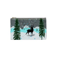 Rocky Mountain High Colorado Cosmetic Bag (small)