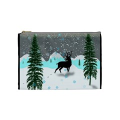 Rocky Mountain High Colorado Cosmetic Bag (Medium)
