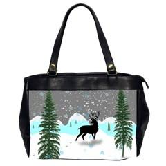 Rocky Mountain High Colorado Office Handbags (2 Sides)