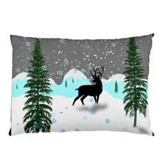 Rocky Mountain High Colorado Pillow Case (two Sides)