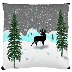 Rocky Mountain High Colorado Large Cushion Case (one Side)