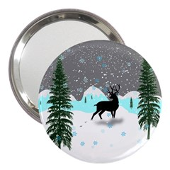 Rocky Mountain High Colorado 3  Handbag Mirrors
