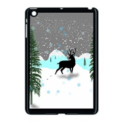 Rocky Mountain High Colorado Apple Ipad Mini Case (black)