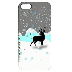 Rocky Mountain High Colorado Apple Iphone 5 Hardshell Case With Stand