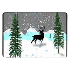 Rocky Mountain High Colorado Samsung Galaxy Tab 8 9  P7300 Flip Case