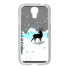 Rocky Mountain High Colorado Samsung Galaxy S4 I9500/ I9505 Case (white)