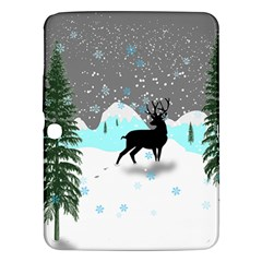 Rocky Mountain High Colorado Samsung Galaxy Tab 3 (10 1 ) P5200 Hardshell Case