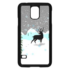 Rocky Mountain High Colorado Samsung Galaxy S5 Case (black)