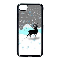 Rocky Mountain High Colorado Apple Iphone 7 Seamless Case (black)