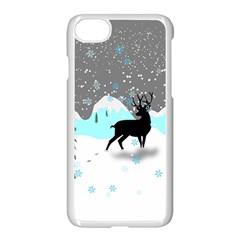 Rocky Mountain High Colorado Apple Iphone 7 Seamless Case (white)