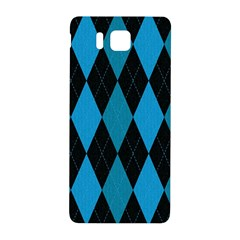 Fabric Background Samsung Galaxy Alpha Hardshell Back Case