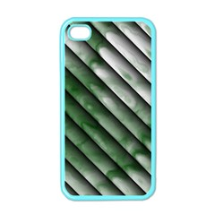 Green Bamboo Apple Iphone 4 Case (color)
