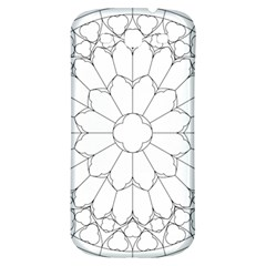 Roses Stained Glass Samsung Galaxy S3 S Iii Classic Hardshell Back Case