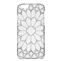 Roses Stained Glass Apple Iphone 6 Plus/6s Plus Hardshell Case