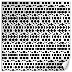 Seamless Honeycomb Pattern Canvas 16  X 16