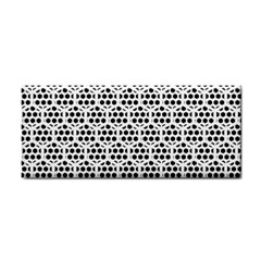 Seamless Honeycomb Pattern Cosmetic Storage Cases