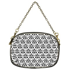 Seamless Honeycomb Pattern Chain Purses (two Sides)