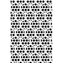 Seamless Honeycomb Pattern 5 5  X 8 5  Notebooks