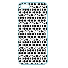 Seamless Honeycomb Pattern Apple Seamless Iphone 5 Case (color)