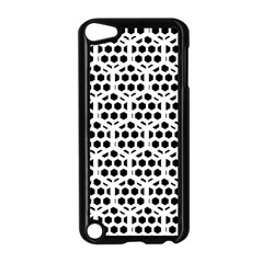 Seamless Honeycomb Pattern Apple Ipod Touch 5 Case (black)
