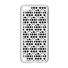 Seamless Honeycomb Pattern Apple Ipod Touch 5 Case (white)