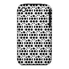 Seamless Honeycomb Pattern Iphone 3s/3gs