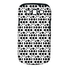 Seamless Honeycomb Pattern Samsung Galaxy S Iii Classic Hardshell Case (pc+silicone)