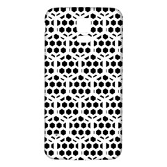 Seamless Honeycomb Pattern Samsung Galaxy S5 Back Case (white)